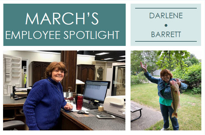 March Spotlight for Blog