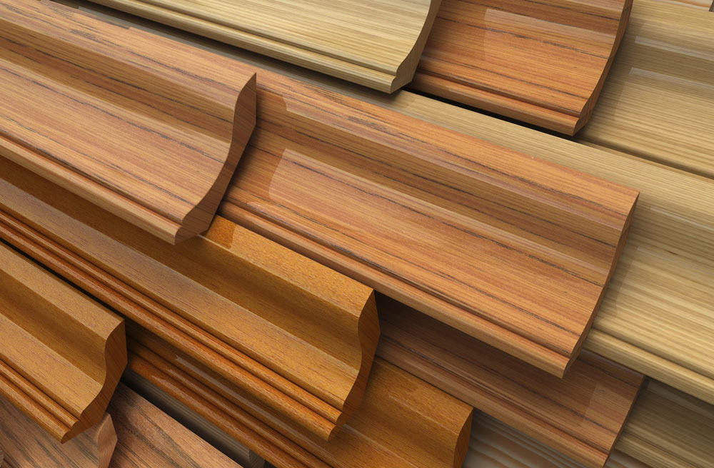 Stock Moulding Profiles